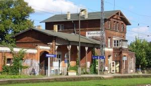 Bahnhof Wiesenburg/Mark